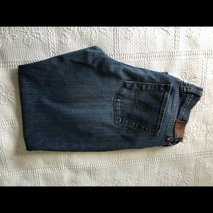 Lucky Brand jeans size 30 cropped